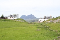 Suilven commands your attention from the beautiful village of Elphin.
