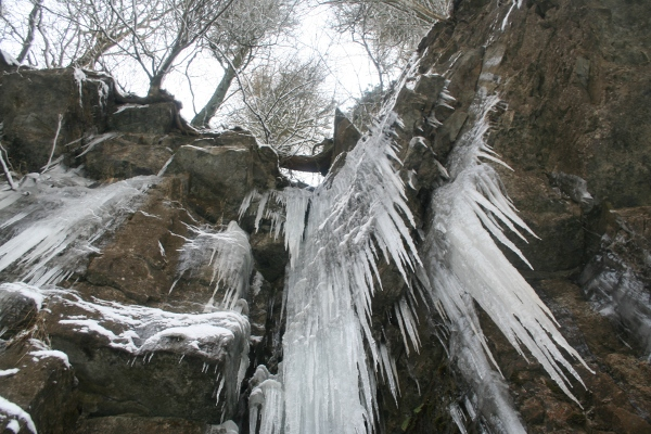 photo of Ashgill Icicles